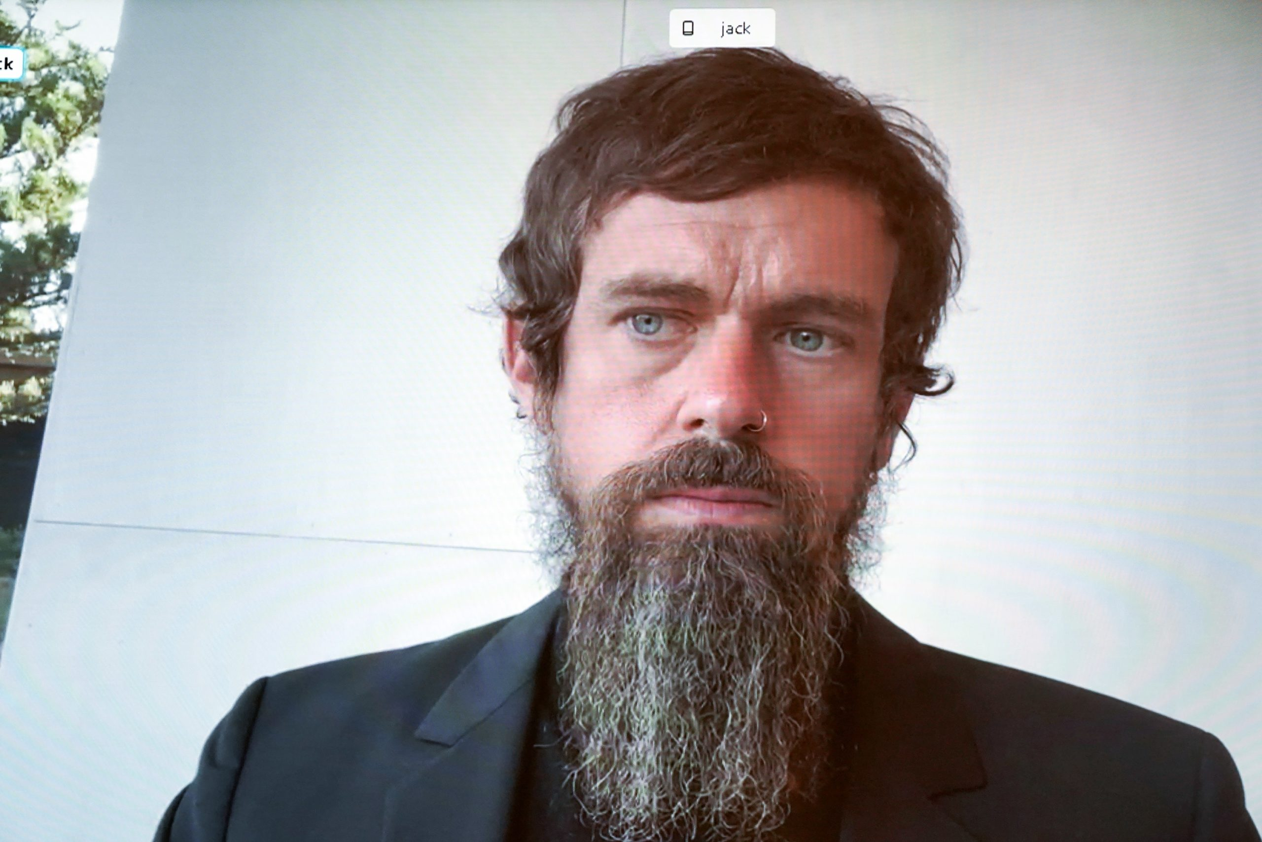 Jack Dorsey went a year without a shave