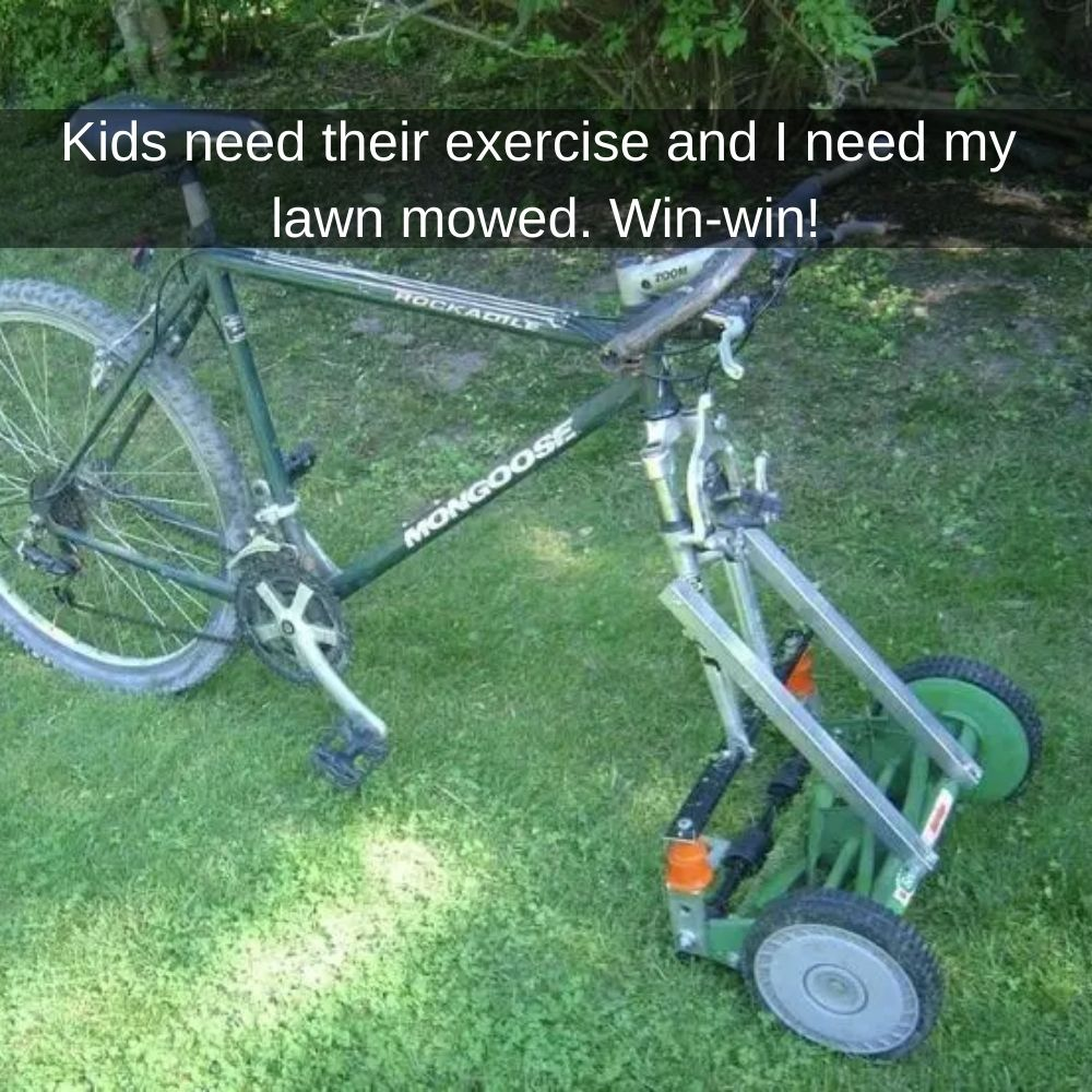 40+ Parents Who Are Amateurs When It Comes To Getting Out Of a Bind