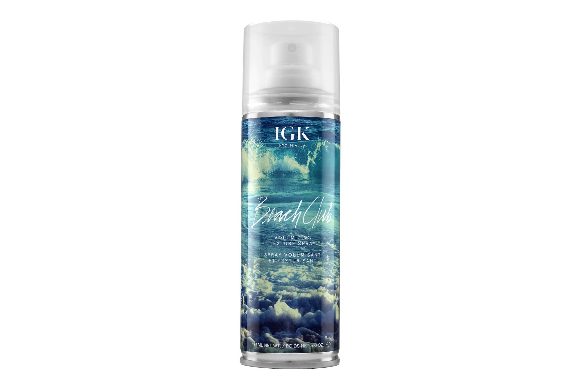 IGK Beach Club Texture Spray