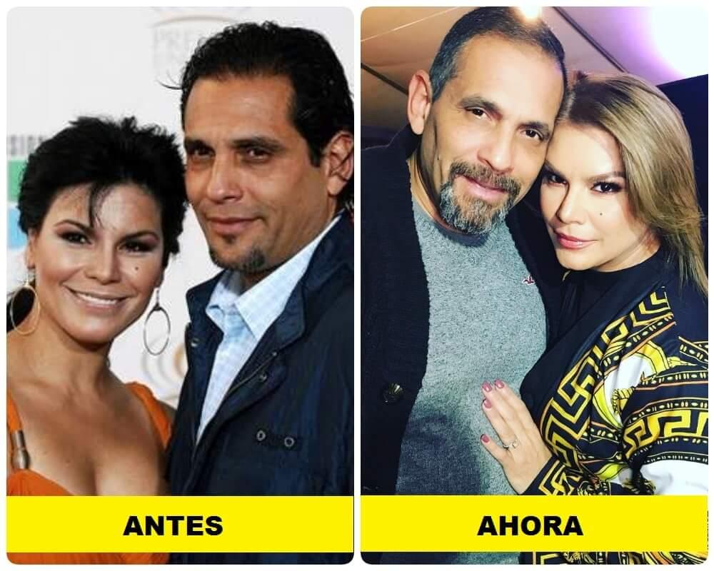 El antes y después de 40 matrimonios famosos que han perdurado en el tiempo