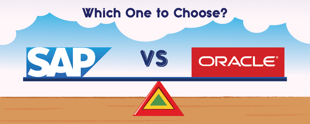 Which One is Better – SAP and Oracle? Views of Bill and Larry